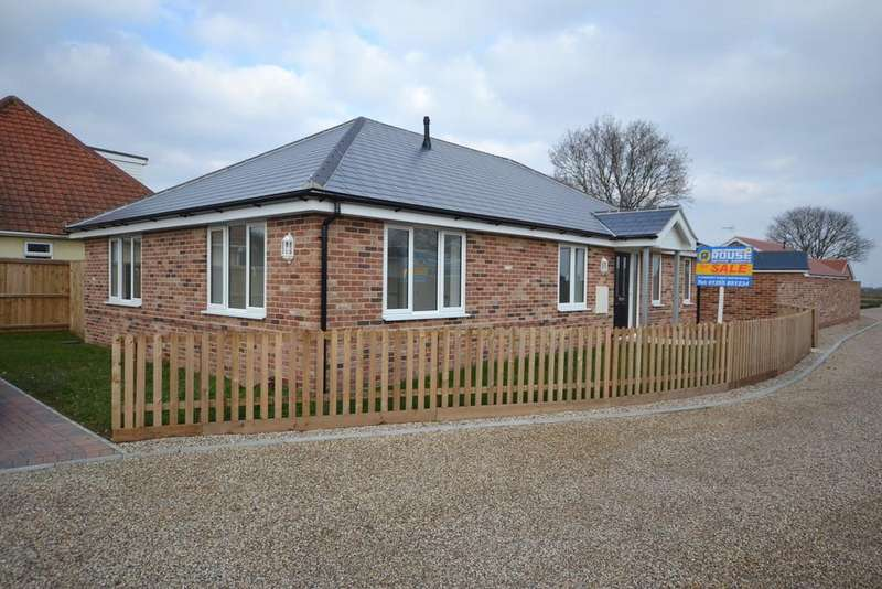 3 Bedrooms Detached Bungalow for sale in Thorpe Road, Kirby Cross