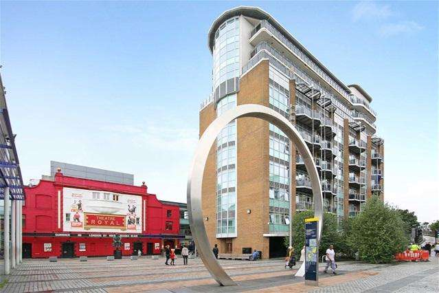 1 Bedroom Flat for sale in Gerry Raffles Square, Stratford