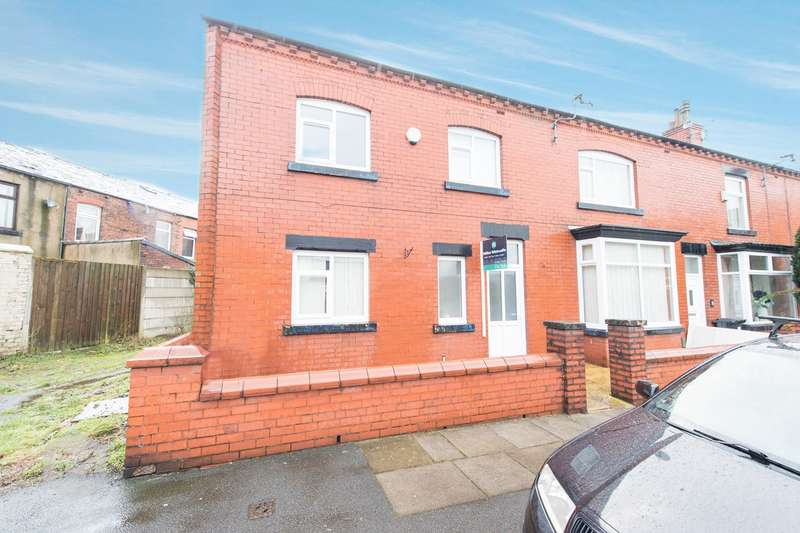2 Bedrooms Terraced House for sale in Langdale Street, Farnworth, Bolton, BL4