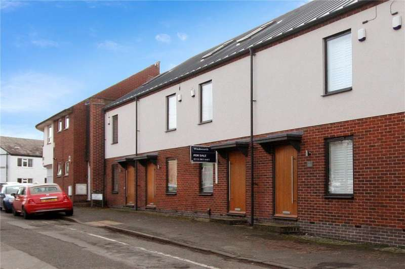 3 Bedrooms Town House for sale in Shaw Street, Ruddington, Nottingham, NG11