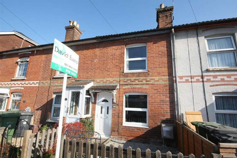 2 Bedrooms Terraced House for sale in Twyford Road, Eastleigh