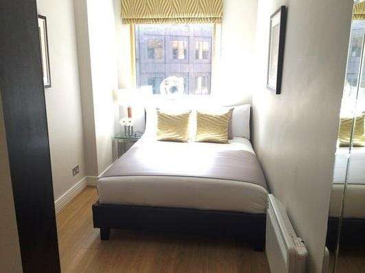 2 Bedrooms Flat for rent in London House, Aldersgate Street, Barbican
