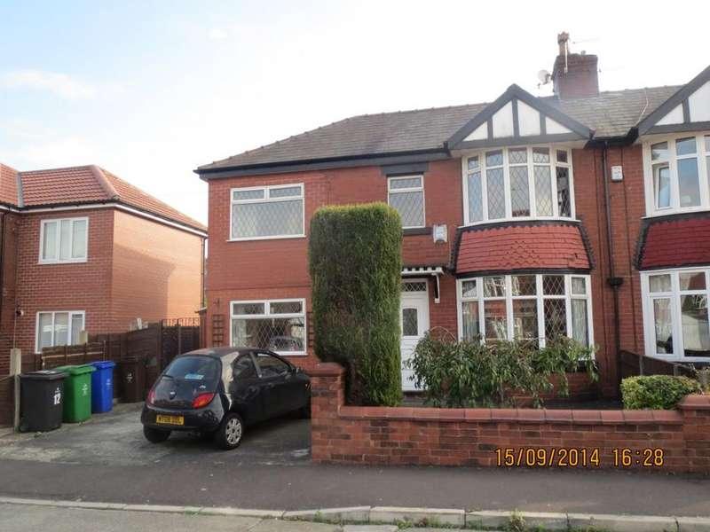 4 Bedrooms Semi Detached House for rent in Middlegate, New Moston