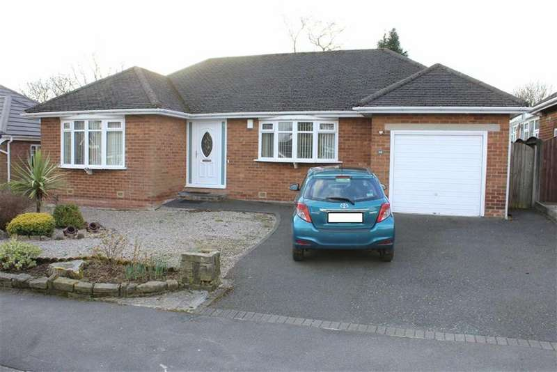 2 Bedrooms Detached Bungalow for rent in Cromley Road, High Lane, Stockport, Cheshire