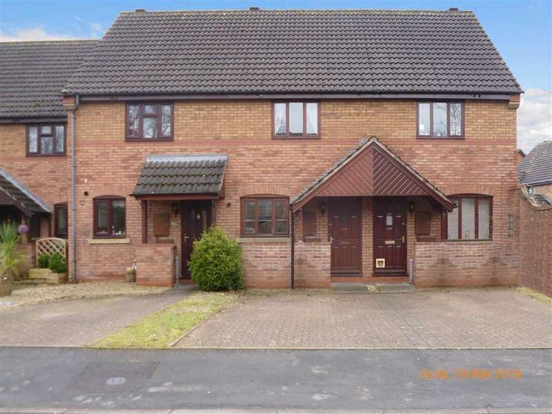 2 Bedrooms Terraced House for rent in Trinity Court, Kidderminster, Worcs