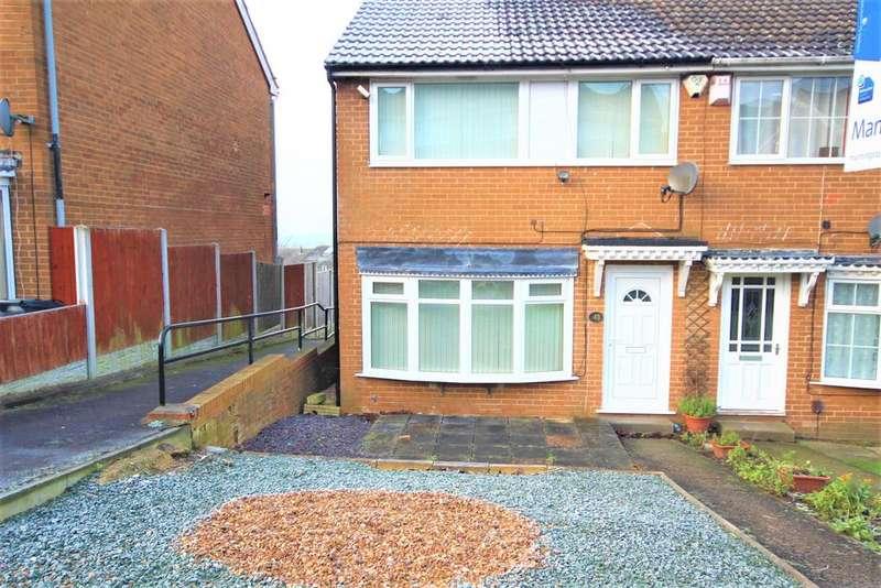 3 Bedrooms Semi Detached House for rent in Ramshead Crescent, Seacroft, Leeds, West Yorkshire, LS14