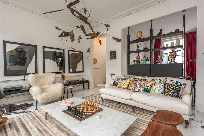 3 Bedrooms Terraced House for sale in Guilford Street, Bloomsbury, London, WC1N