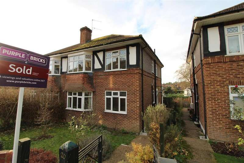2 Bedrooms Maisonette Flat for sale in Mill Vale, Bromley