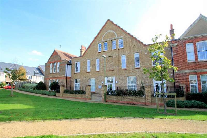 2 Bedrooms Flat for sale in The Old Refectory, Southlands Way, Shoreham-By-Sea