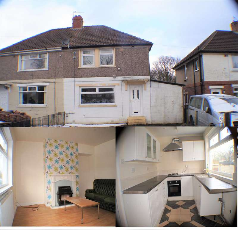 2 Bedrooms Semi Detached House for rent in Chellow Grange Road, Bradford BD9