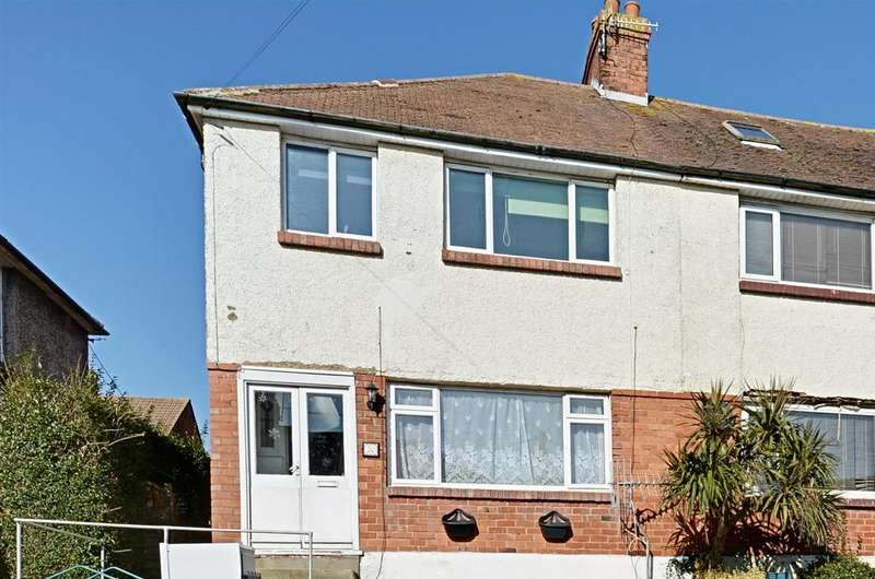 3 Bedrooms End Of Terrace House for sale in Claremont Road, Bexhill-On-Sea