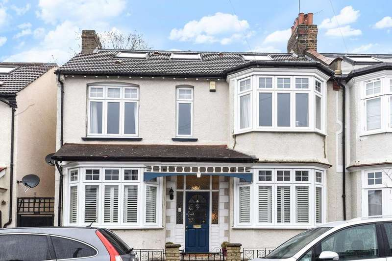 5 Bedrooms Semi Detached House for sale in Arragon Gardens, Streatham
