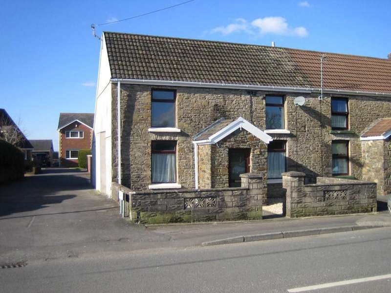 2 Bedrooms Cottage House for sale in Swansea Rd, Pontlliw