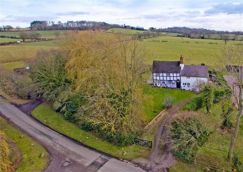 6 Bedrooms Cottage House for sale in Bine Farm, Wootton, Bridgnorth, Shropshire, WV15