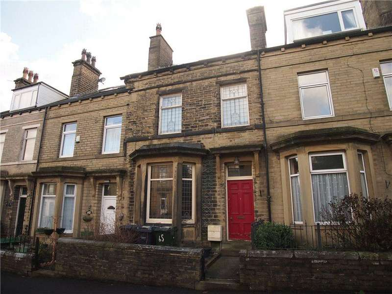 4 Bedrooms Terraced House for sale in Oakleigh Road, Clayton, Bradford, West Yorkshire