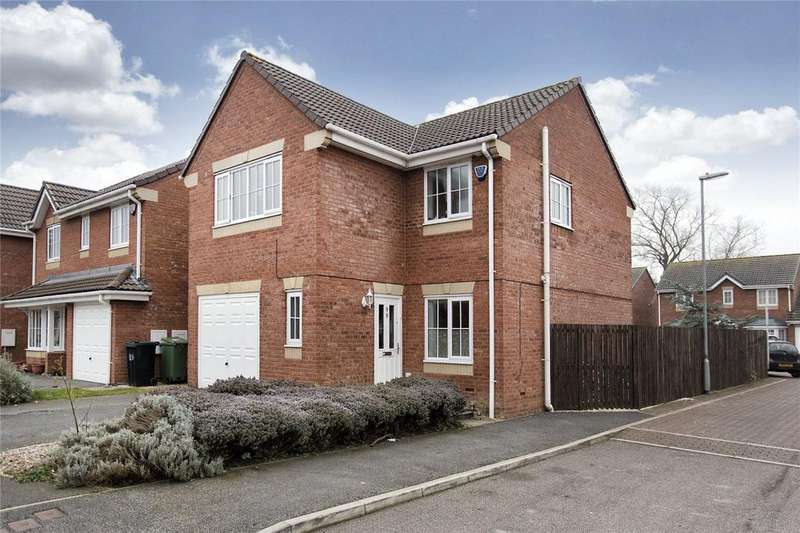 3 Bedrooms Detached House for sale in Spring Place Court, Mirfield, West Yorkshire, WF14