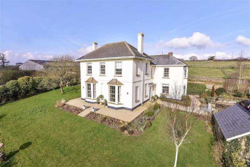 8 Bedrooms Detached House for sale in Bow, Crediton, Devon, EX17