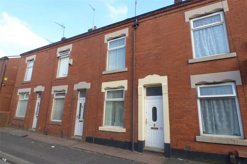 2 Bedrooms Terraced House for sale in Garforth Street, Chadderton, Oldham, Greater Manchester, OL9