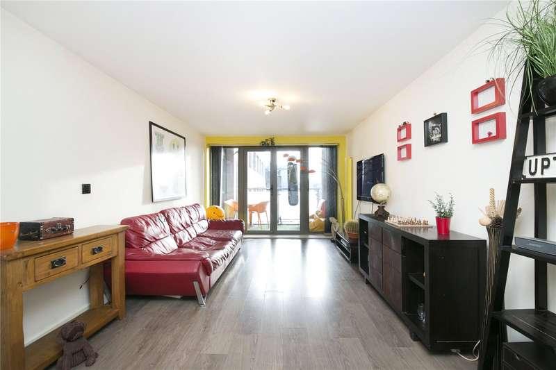 3 Bedrooms Flat for sale in Downham Road, De Beauvoir, N1