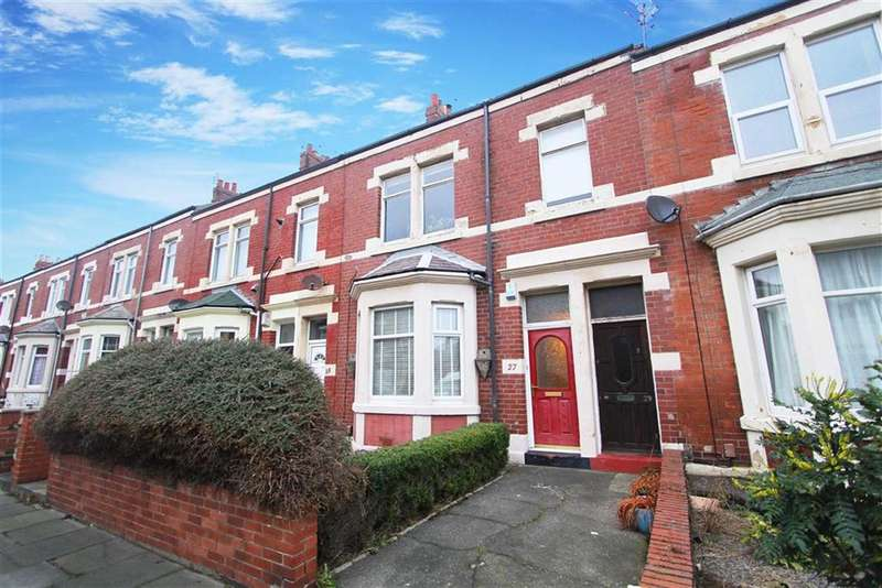 1 Bedroom Flat for sale in Naters Street, Whitley Bay, Tyne And Wear