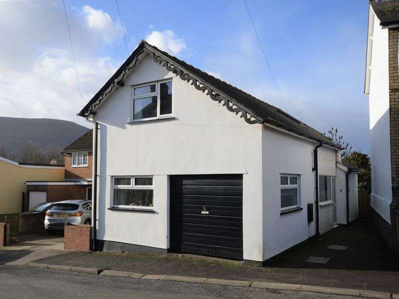 2 Bedrooms Property for sale in 9 Mount Street, Abergavenny