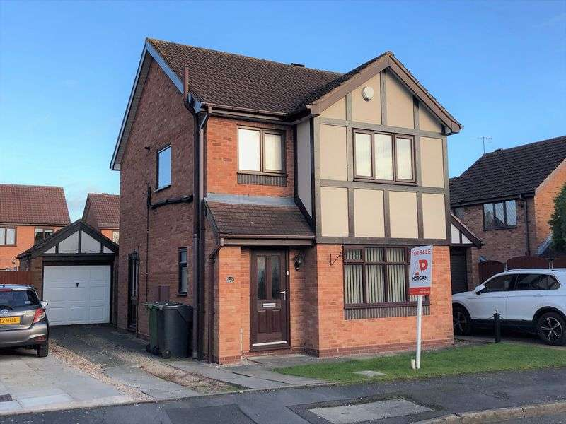 3 Bedrooms Property for sale in Avon Close Stoke Heath, Bromsgrove