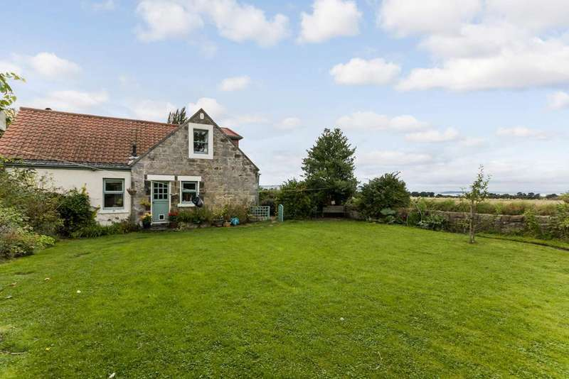 4 Bedrooms Semi Detached House for sale in 2 North Cottage, Southfield, Longniddry, East Lothian, EH32