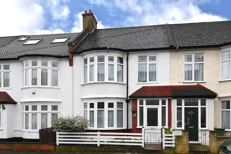 3 Bedrooms Terraced House for sale in Parbury Road SE23