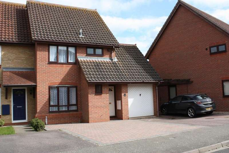 3 Bedrooms End Of Terrace House for rent in The Harriers Sandy Beds