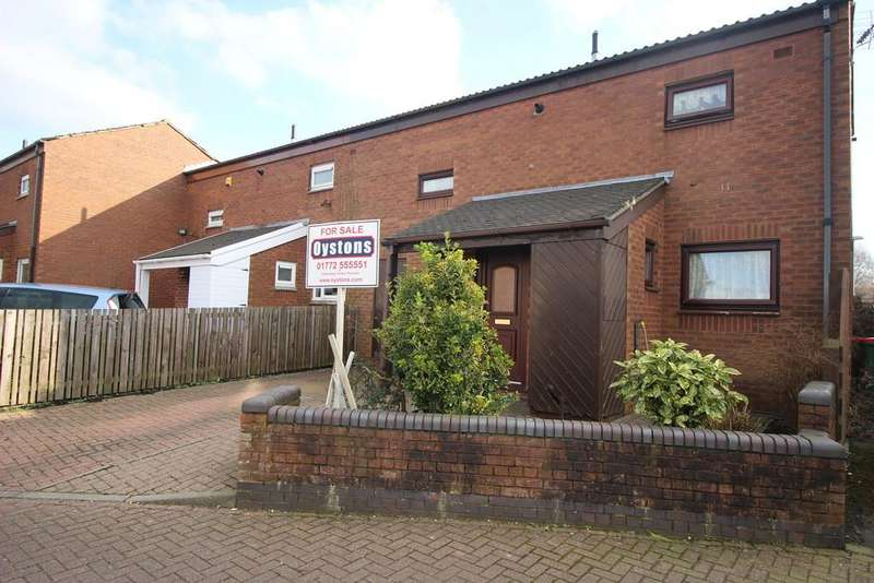 3 Bedrooms End Of Terrace House for sale in Lucerne Road, Fulwood