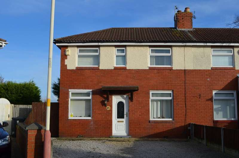 2 Bedrooms End Of Terrace House for sale in Lytham Road, Marshside, Southport, PR9 9UD