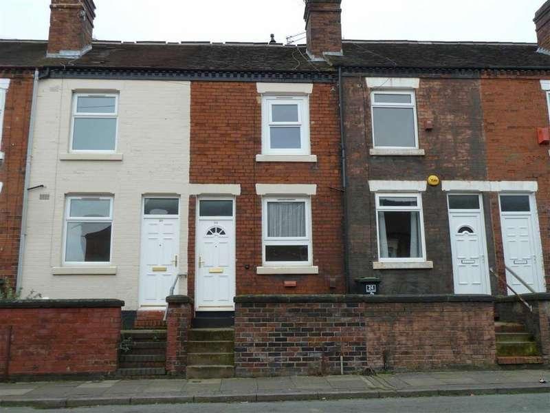 2 Bedrooms Terraced House for sale in Blake Street, Burslem, Stoke-on-Trent