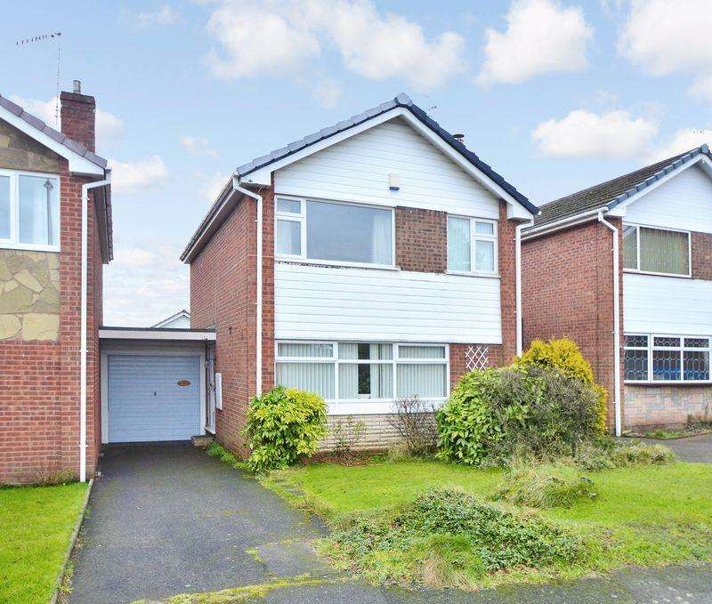 3 Bedrooms Detached House for sale in Herondale Road, Stourbridge