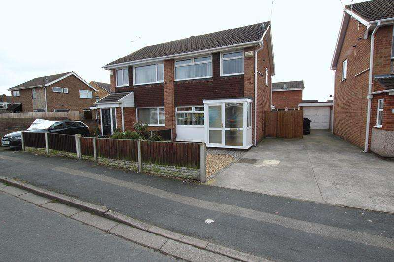 3 Bedrooms Semi Detached House for sale in Talbot Road, Great Sutton