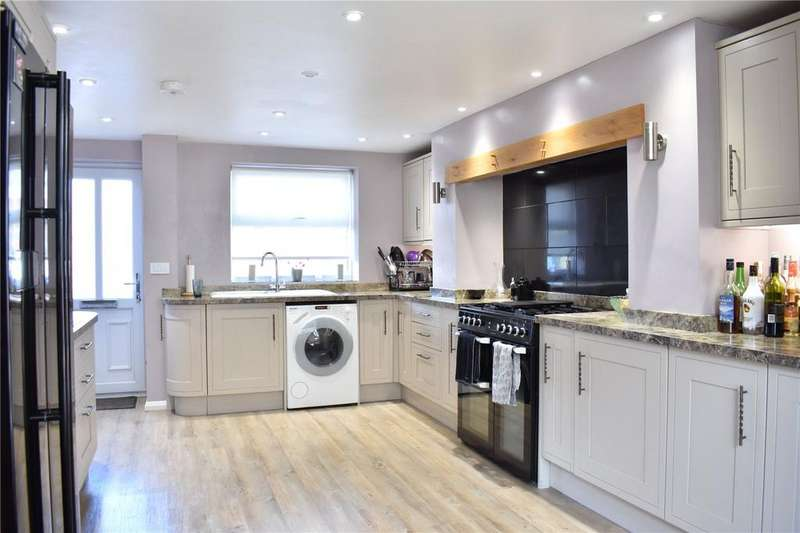 3 Bedrooms Semi Detached House for sale in The Cotswolds, Paganhill Lane, Stroud, Gloucestershire, GL5