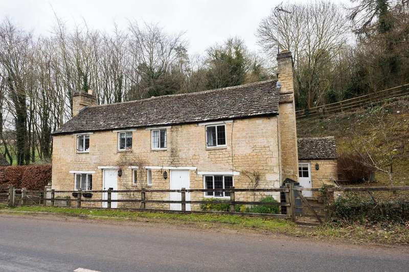 3 Bedrooms Cottage House for rent in Blacks Cottages, Glympton, OX20 1AJ