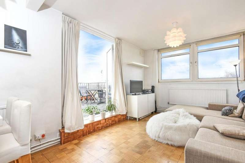 1 Bedroom Flat for sale in Park Hill, Clapham