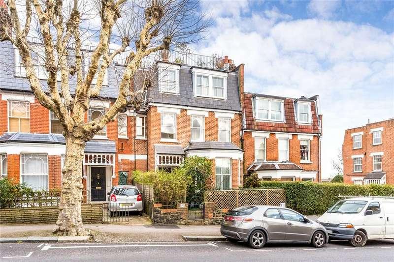 2 Bedrooms Flat for sale in Oakfield Road, London, N4