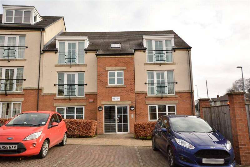 2 Bedrooms Apartment Flat for sale in The Elms, 46 Henconner Lane, Bramley, Leeds
