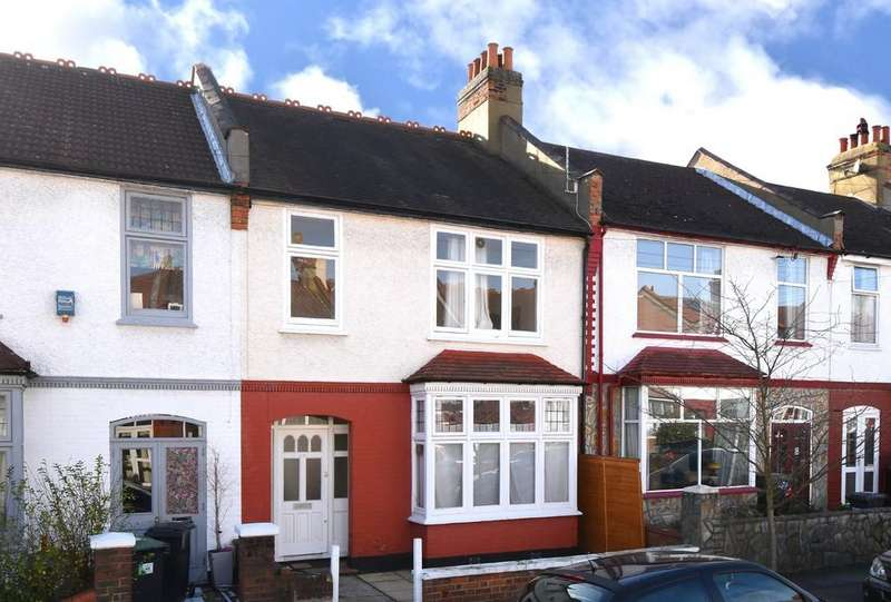 3 Bedrooms Terraced House for sale in Riseldine Road SE23