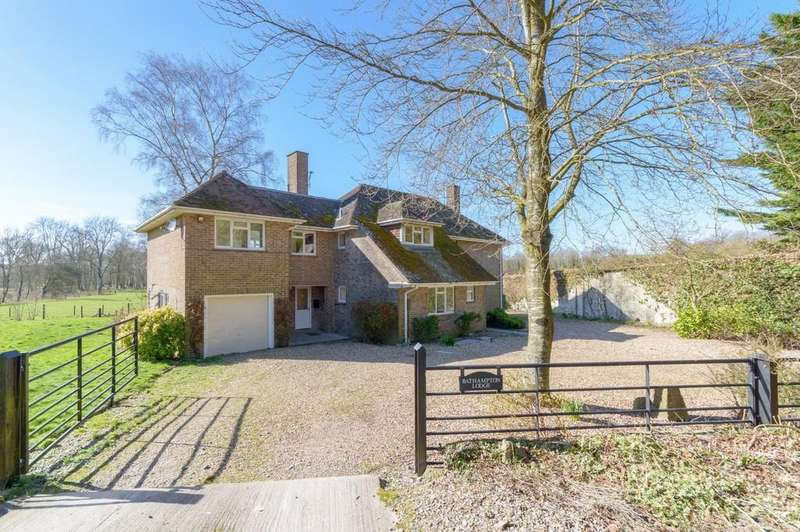 5 Bedrooms Detached House for rent in Wylye, Warminster