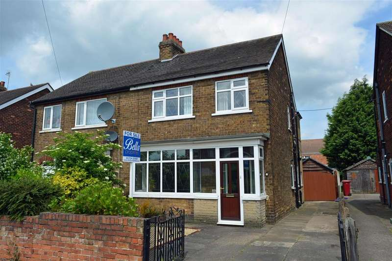 3 Bedrooms Semi Detached House for sale in Brandon Road, Scunthorpe