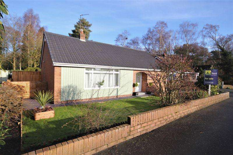 2 Bedrooms Bungalow for sale in Towers Drive, Higher Heath
