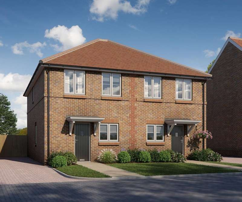 2 Bedrooms Semi Detached House for sale in Priors Orchard, Main Road, Southbourne, PO10