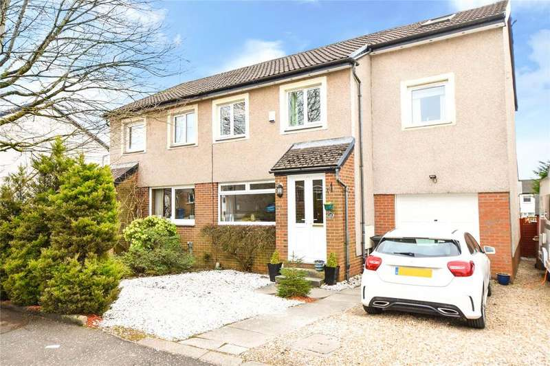 3 Bedrooms Semi Detached House for sale in Alloway Drive, Newton Mearns, Glasgow