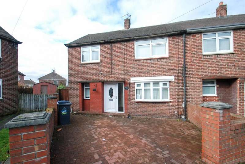 3 Bedrooms Terraced House for sale in Queensland Avenue, South Shields