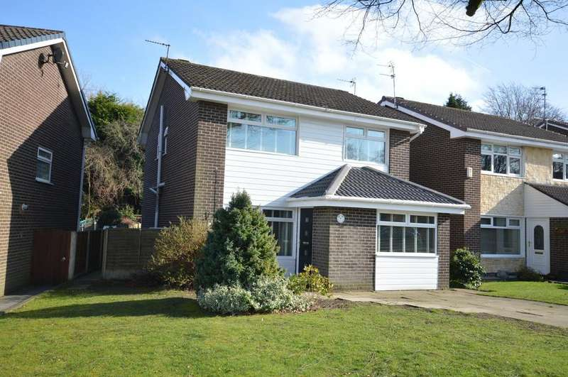 4 Bedrooms Detached House for sale in Woodlands Drive, Thelwall, Warrington