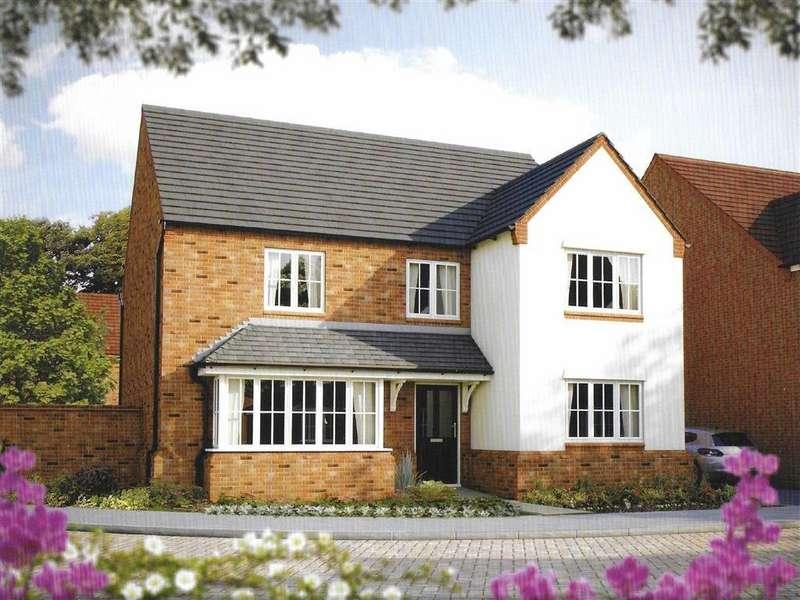 5 Bedrooms House for sale in Marbury Meadows, Wrenbury, Nantwich