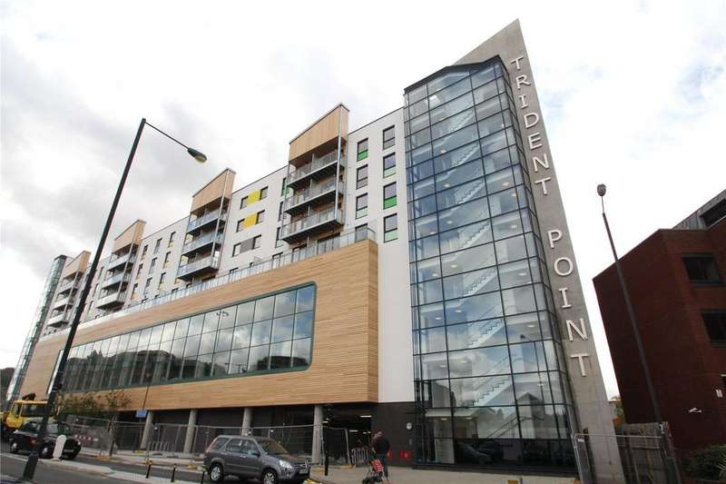 2 Bedrooms Apartment Flat for sale in Trident Point, 19 Pinner Road, Harrow, HA1