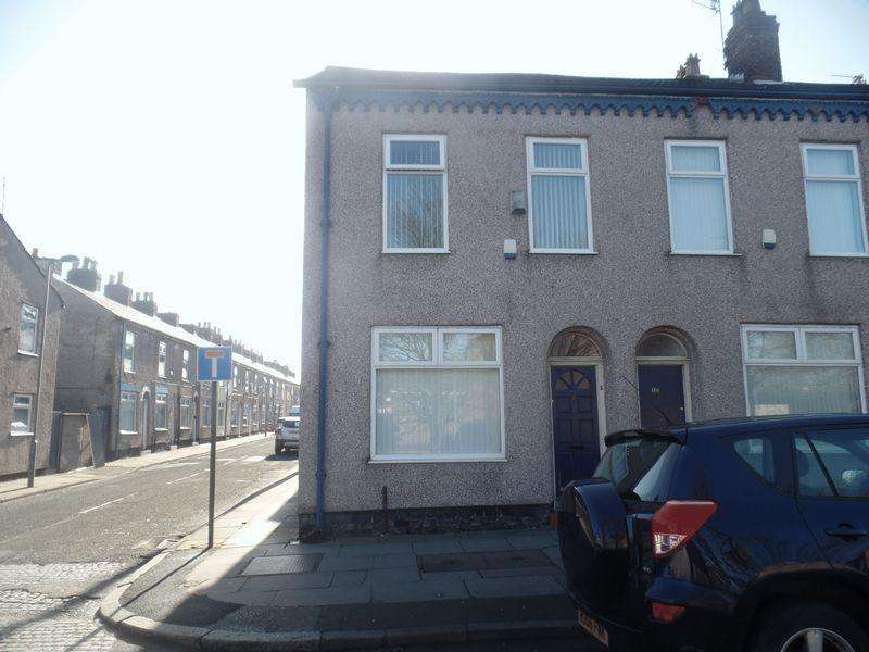 3 Bedrooms End Of Terrace House for sale in 118 Boaler Street, Liverpool